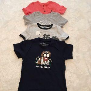 Toddler Boy Shirt Bundle